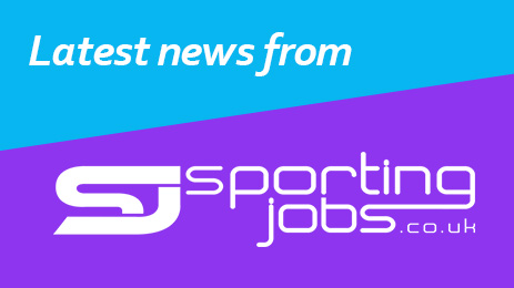 Latest news from sportingjobs.co.uk